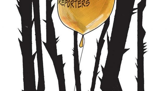 Reporters!