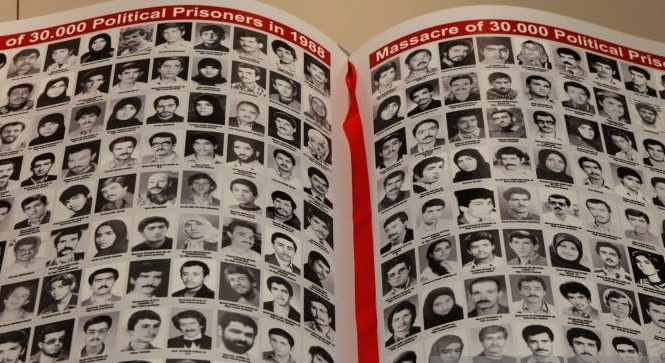 The Massacre of Political Prisoners in Iran